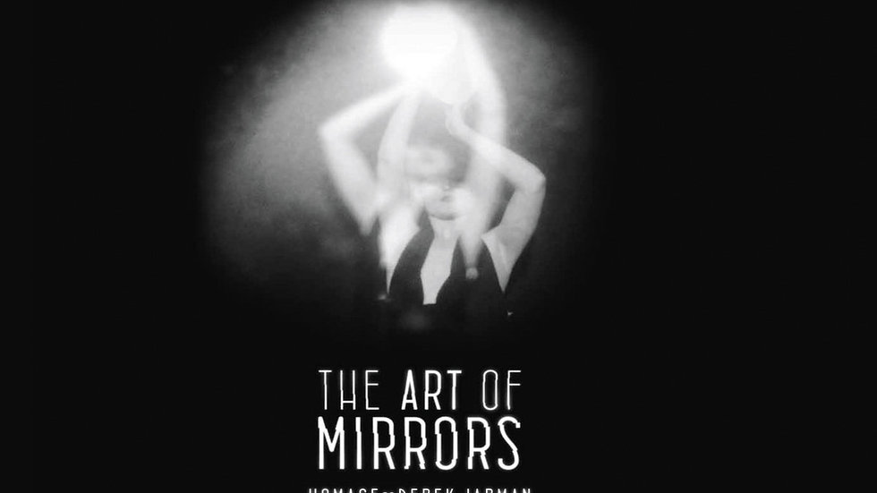 "The Art Of Mirrors (Homage To Derek Jarman) - Peter ""Sleazy"" Christopherson"
