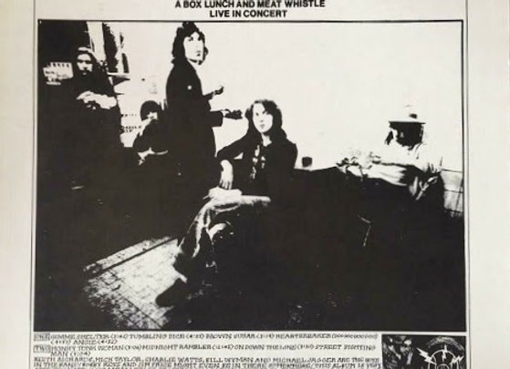 The Rolling Stones – Bedspring Symphony