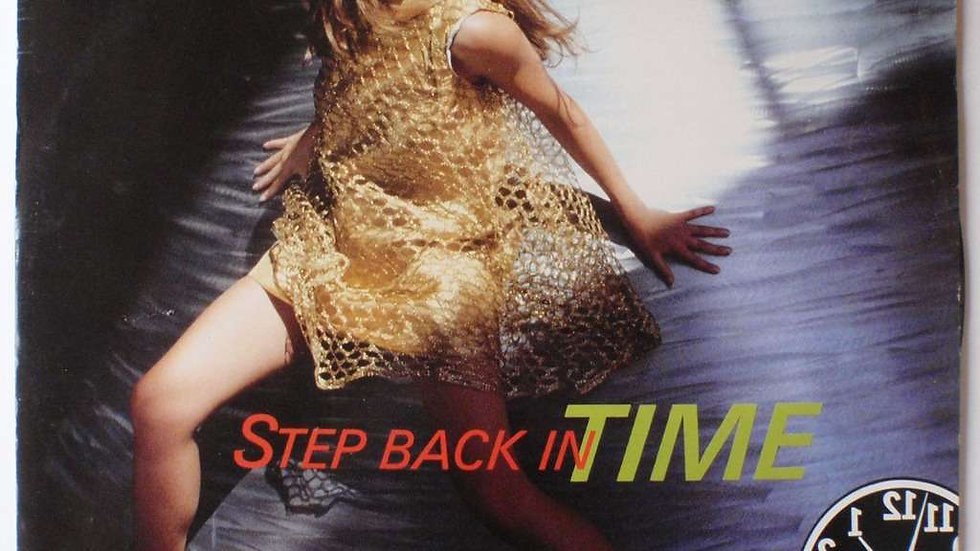 Kylie Minogue – Step Back In Time