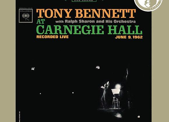 Tony Bennett – Tony Bennett At Carnegie Hall Part I