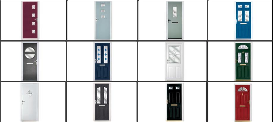 Composite Door Designs