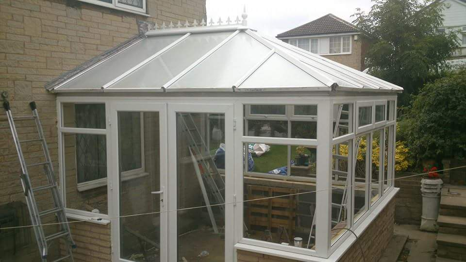 Conservatory Installed by Driscolls in Wakefield