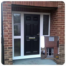 Composite Door Installed in Wrenthorpe,