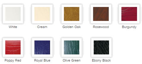 UPVC Door Colours