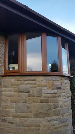 Bay Window Installation by Driscolls