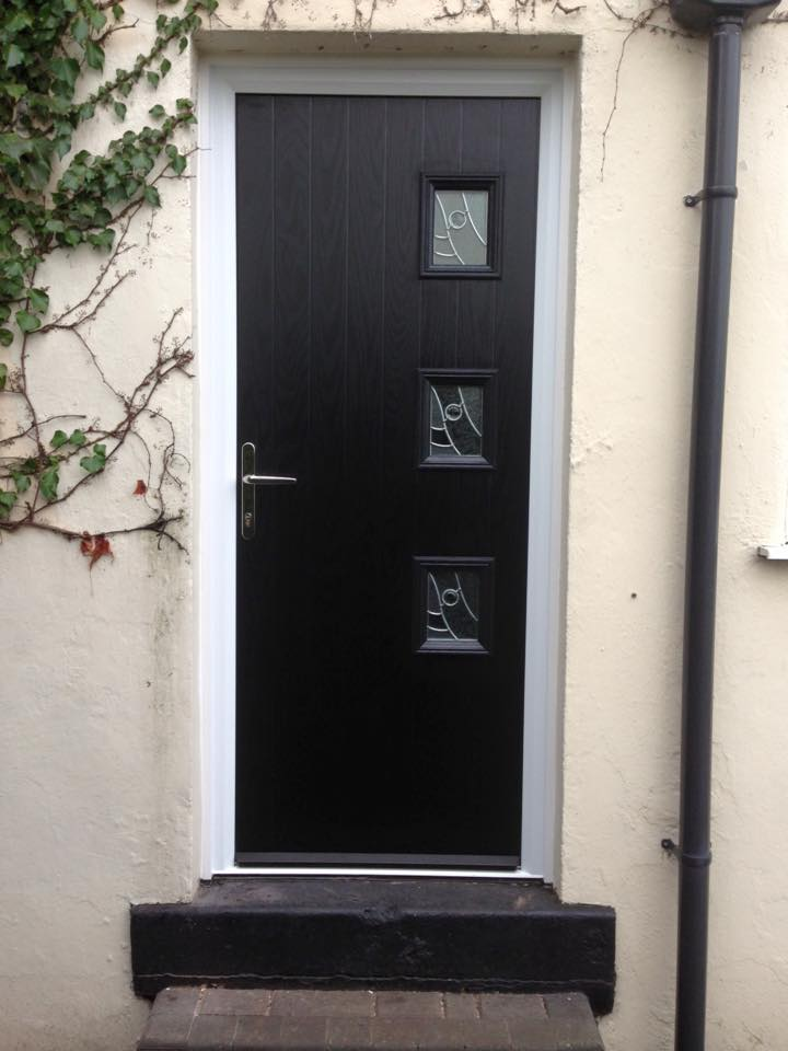 Composite Door Installed by Driscolls