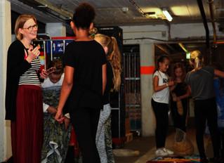 Waanzinnige Fashion Show