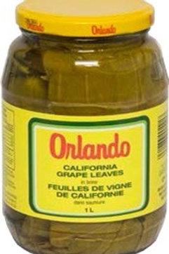 ORLANDO GRAPE LEAVES 1L