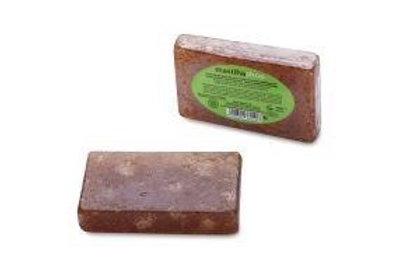 Mastiha Shop Soap Bar with Chios Mastiha Oil, Olive & Almond Granules 100gr