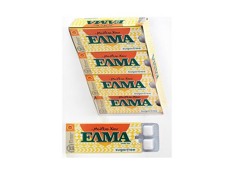ELMA Chewing Gum Sugarfree 20 Pack