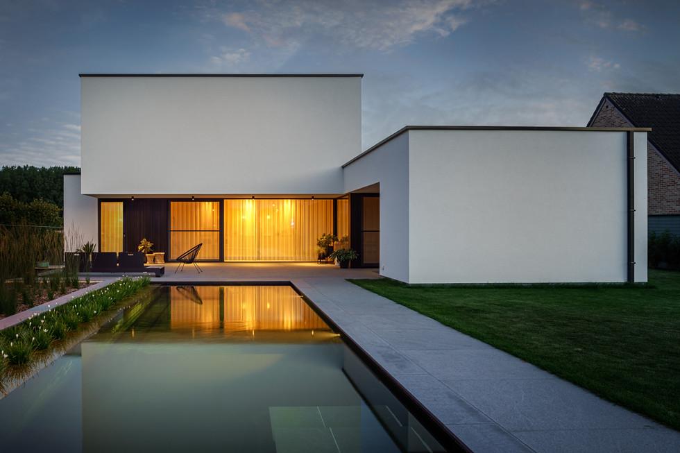 Architectuurfoto voor Sito Architecten