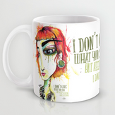 I Don't are Mug
