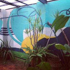 'Jungle' Private residency 2020
