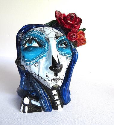 Dia De Los Muertos- Narcisse sculpture #6