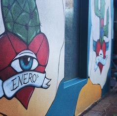 Augusto Mural 2021
