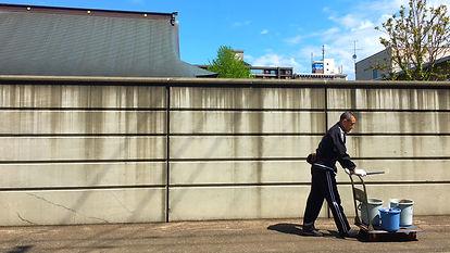 環境整備・ゴミ拾い・護美拾い・真宗大谷派札幌別院・東本願寺札幌別院