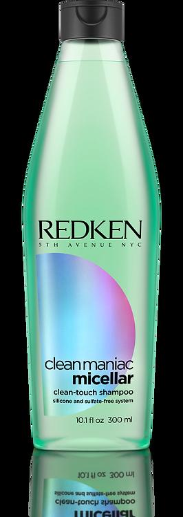 Redken Clean Manic Micellar Shampoo