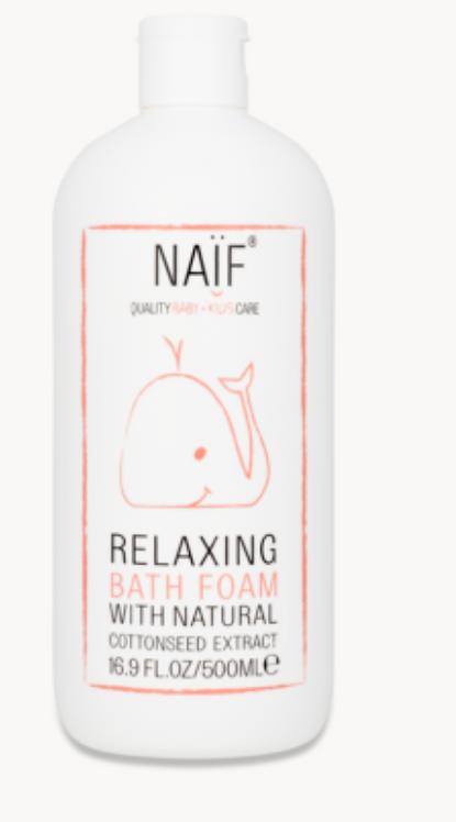 Naif Relaxing Bath Foam