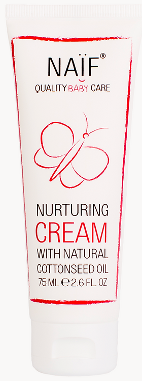 Naif Nourishing Cream with Natural Cottonseed Oil