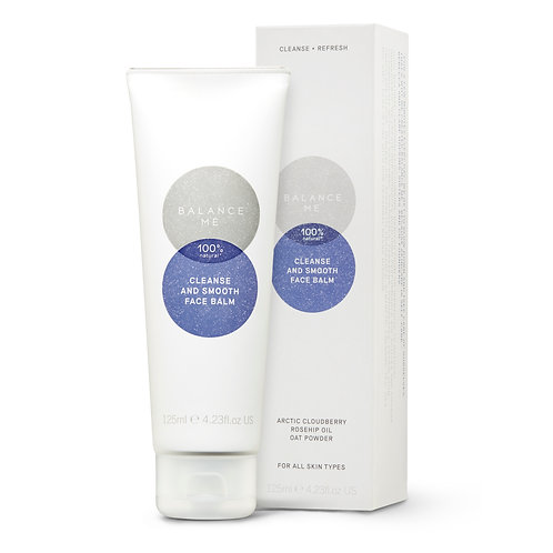 Balance Me Cleanse & Smooth Balm