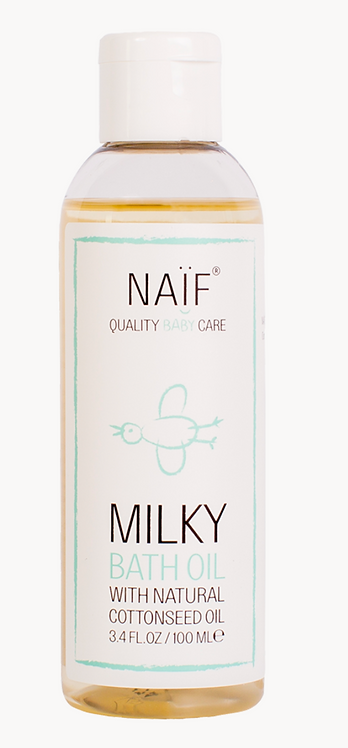 Naif Milky Bath Oil