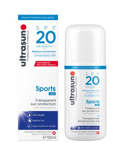 Ultrasun Sports Gel SPF20