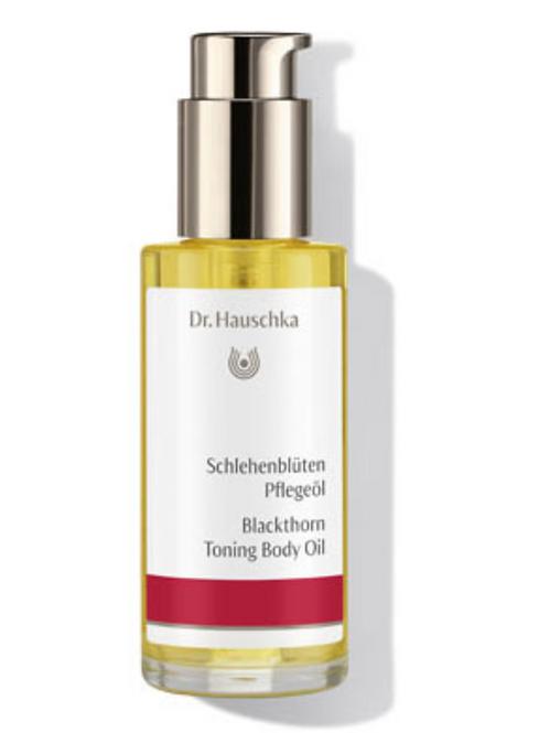 Blackthorn Toning Body Oil