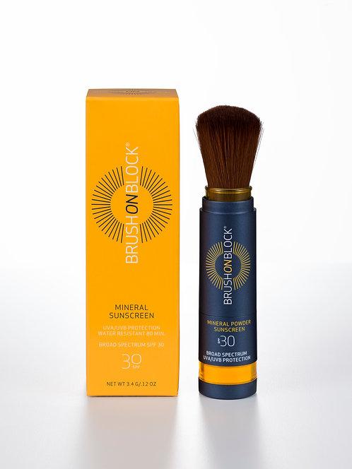 Brush on Block Mineral Sunscreen SPF 30