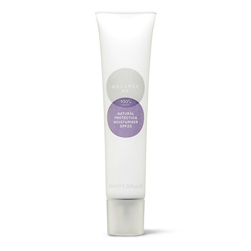 Balance Me Natural Protection Moisturiser SPF 25