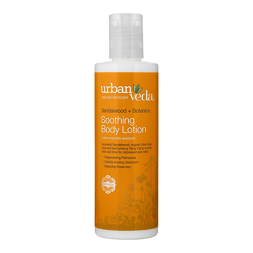 Urban Veda Soothing Body Lotion