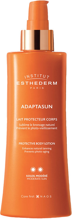 Insitut Esthederm Protective Body Lotion - Moderate