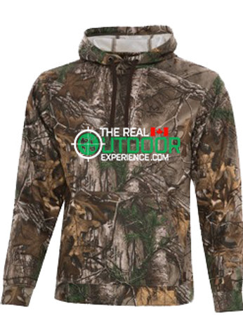 REALTREE® TECH FLEECE HOODED SWEATSHIRT