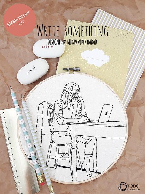 כותבת