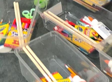 School Supply Round Up