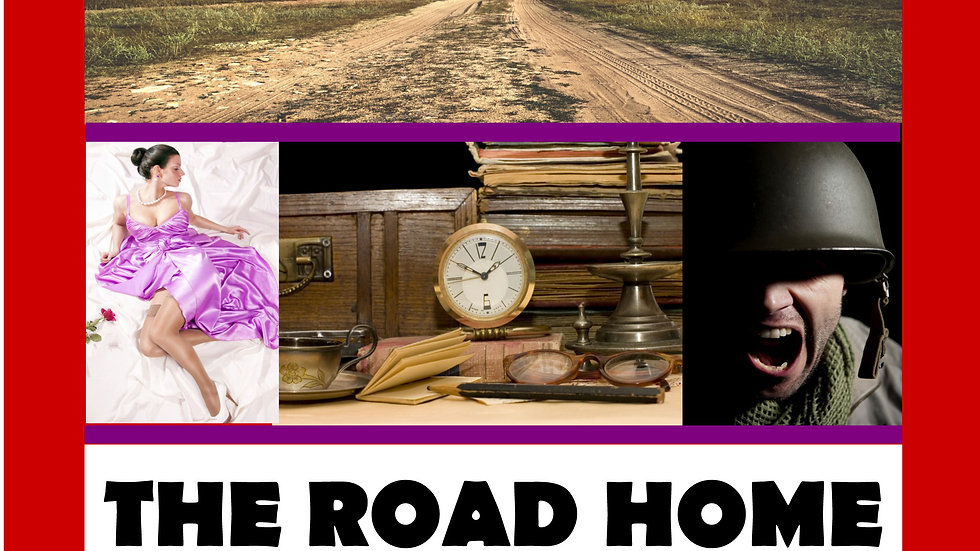 The Road Home (Book 3)