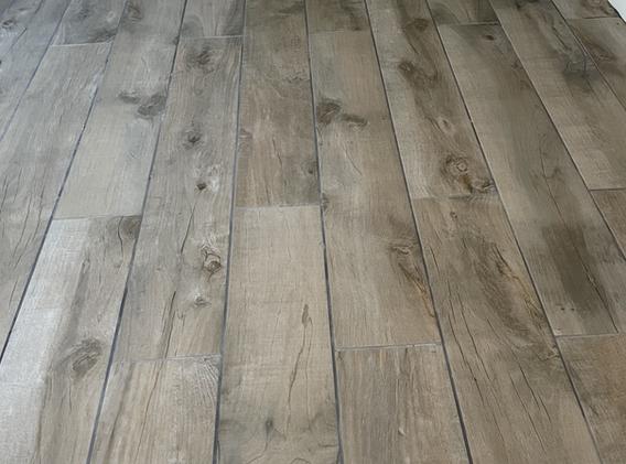 Daltile wood-finish flooring