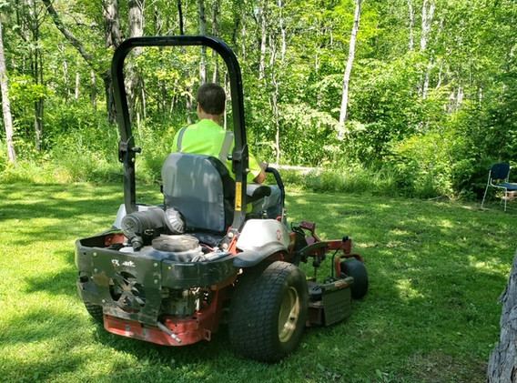 Residential lawn care