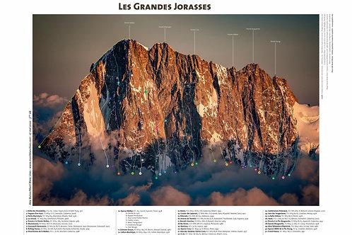 Les Grandes Jorasses - Face Nord I