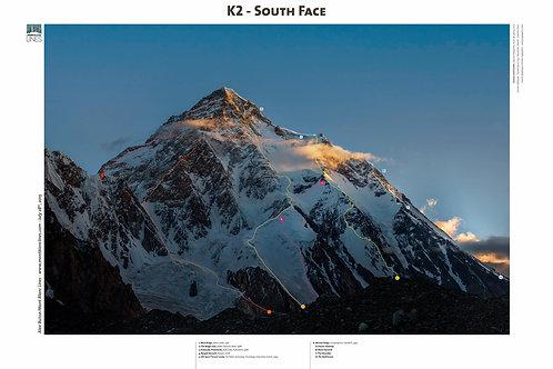 K2 - South Face