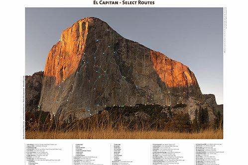 El Capitan - Select Routes