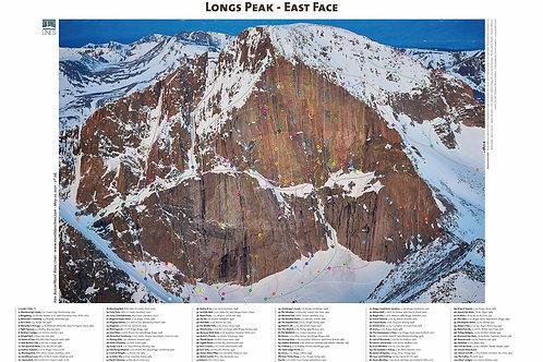 Longs Peak - East Face
