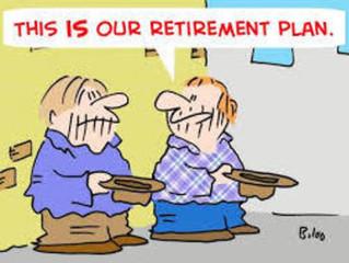 Retired maybe, needing some extra cash ?