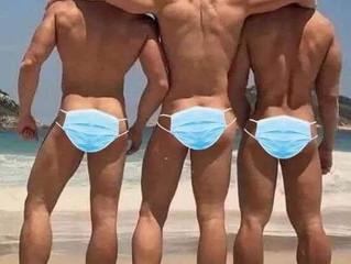 naked men of the week
