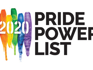 THE LIST 2020  The guide to those in the LGBTQI community – and our allies – who are dedicated to w