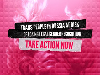 They're stripping away LGBT+ rights in Russia