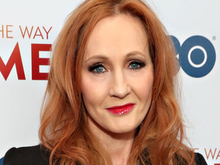 J.K. Rowling had to return a civil rights award & spouted off more transphobia while doing it