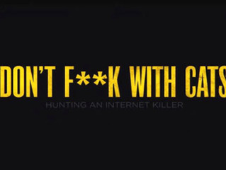 don't f**k with cats