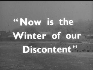 a winter of discontent.