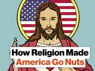 American Christians are nuts