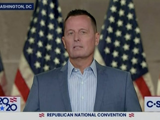"""Gay Republican implies LGBTQ rights come """"at expense of others"""" during convention speech"""